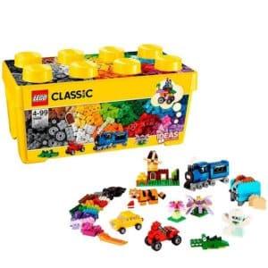 LEGO - CAJA LADRILLOS CREATIVOS 484PZAS