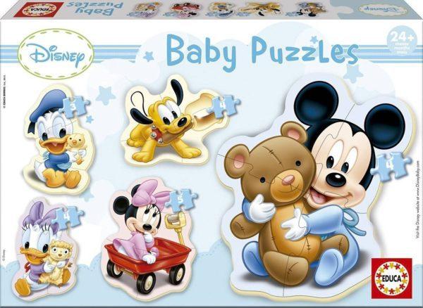 BABY - PUZZLE MICKEY PROGRESIVO