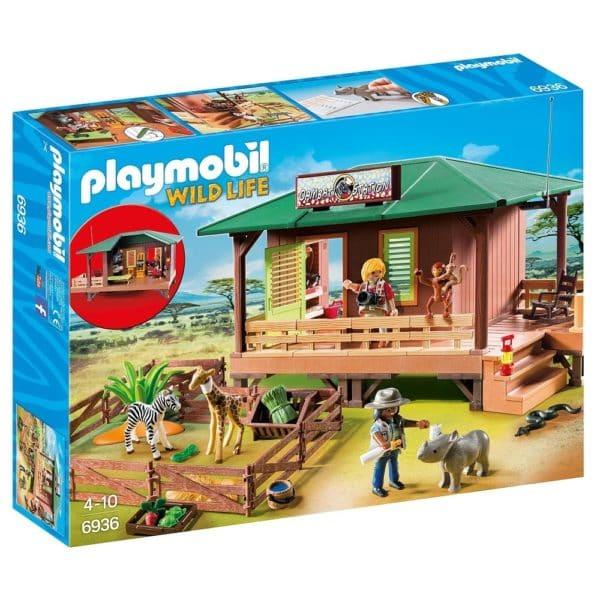 PLAYMOBIL - CLÍNICA VETERINARIA DE ÁFRICA
