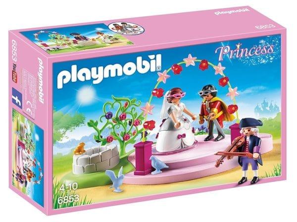 PLAYMOBIL PRINCESAS BAILE DE MASCARAS