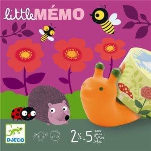 DJECO - JUEGO DE LITTLE MEMO