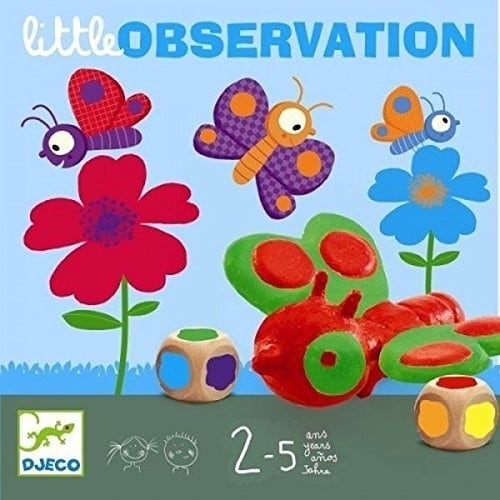 DJECO - LITTLE JUEGO DE OBSERVACION