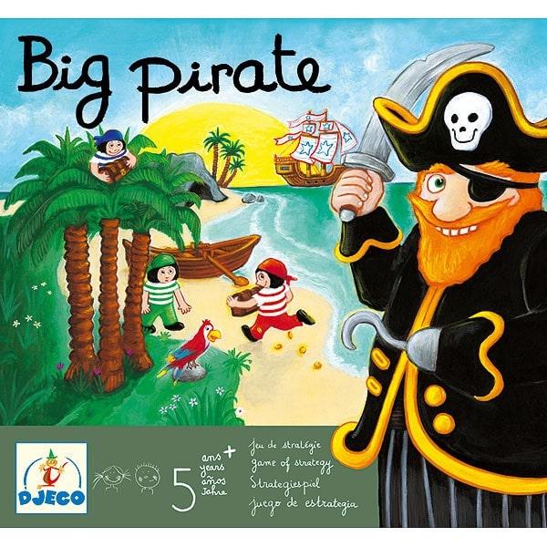 DJECO - JUEGO DE BIG PIRATA