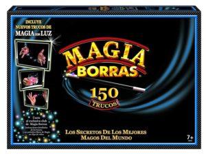 EDUCA - MAGIA BORRAS 150 TRUCOS CON LUZ