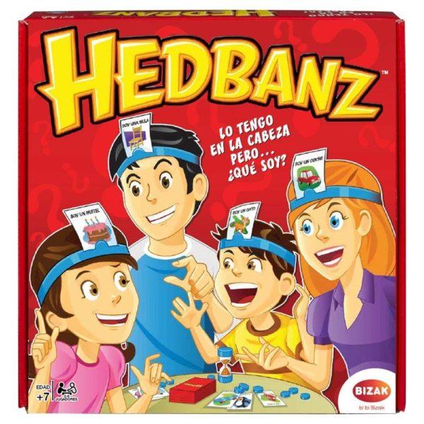 BIZAK - JUEGO HEDBANZ ADIVINA QUE PIENSO