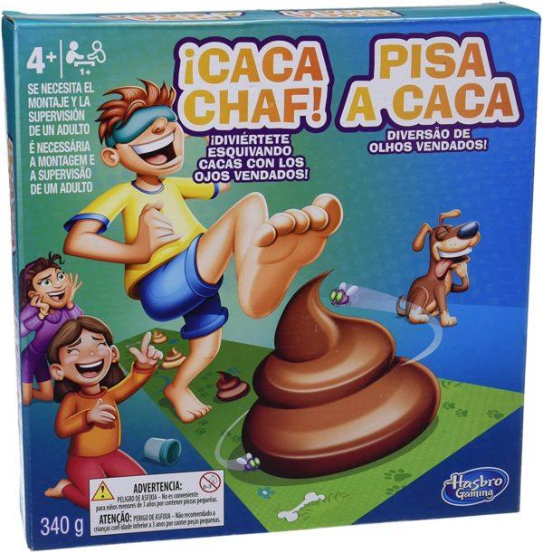 HASBRO - JUEGO CACA CHAF