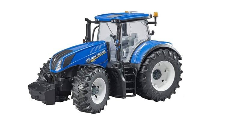 BRUDER - NEW HOLAND TRACTOR