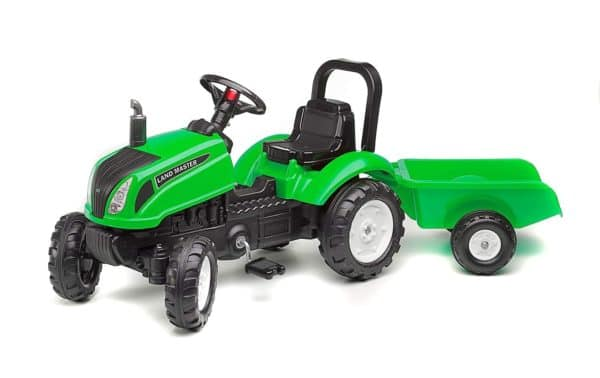 TRACTOR LAND MASTER A PEDALES 132X42X53