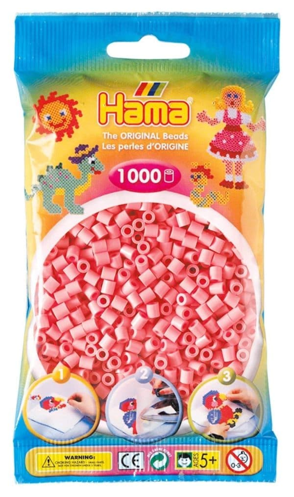 HAMA - SOBRE MIDI 1000 PZS ROSA