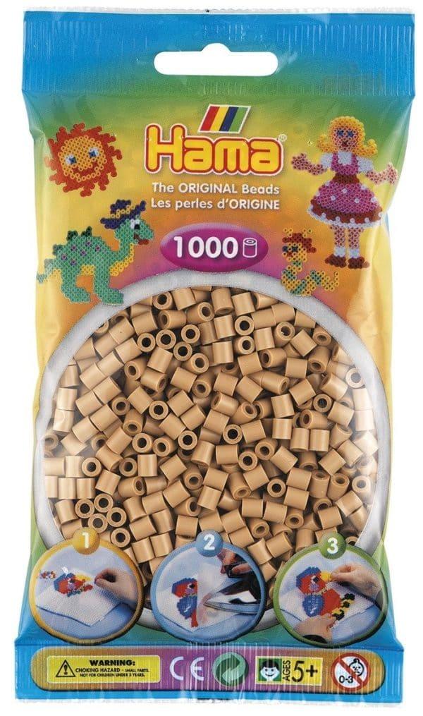 HAMA - SOBRE MIDI 1000 PZS CAFE