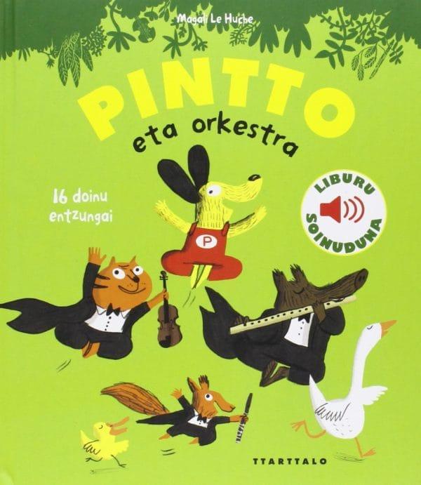 TTARTTALO - PINTTO ETA ORKESTRA