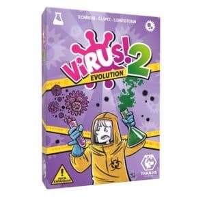 VIRUS! 2 EVOLUTION (EXPANSION)