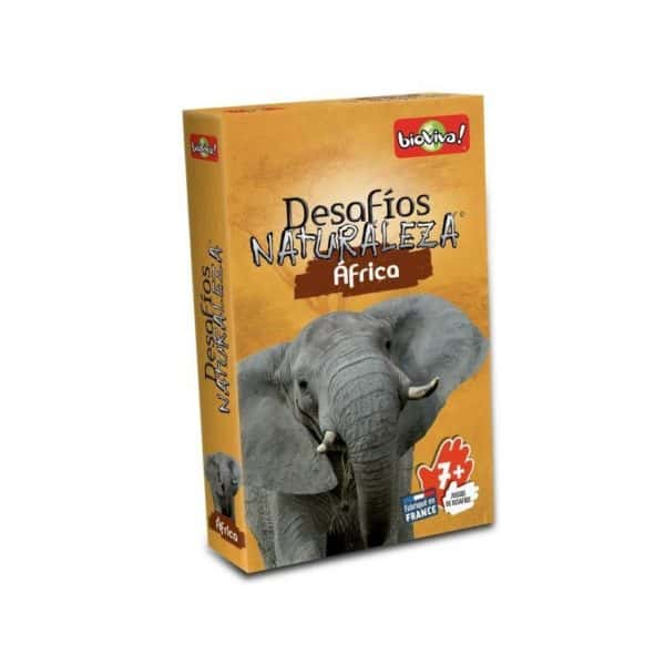 ASMODEE - JUEGO CARTAS DESAFIOS AFRICA
