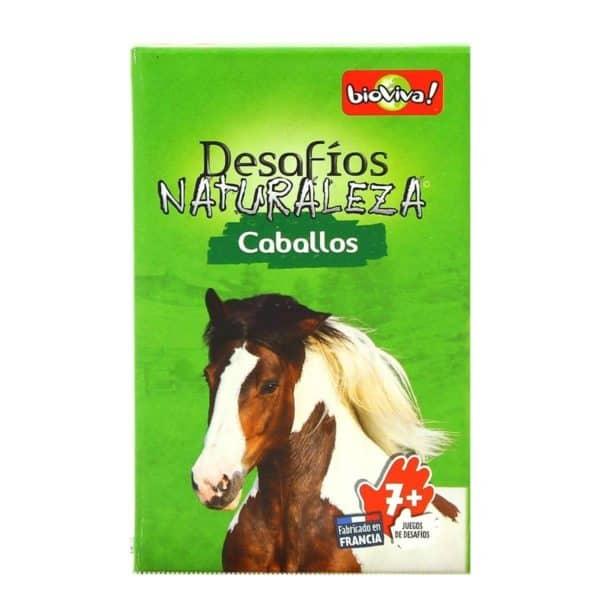 ASMODEE - JUEGO CARTAS DESAFIOS CABALLOS
