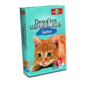 ASMODEE - JUEGO CARTAS DESAFIOS GATOS