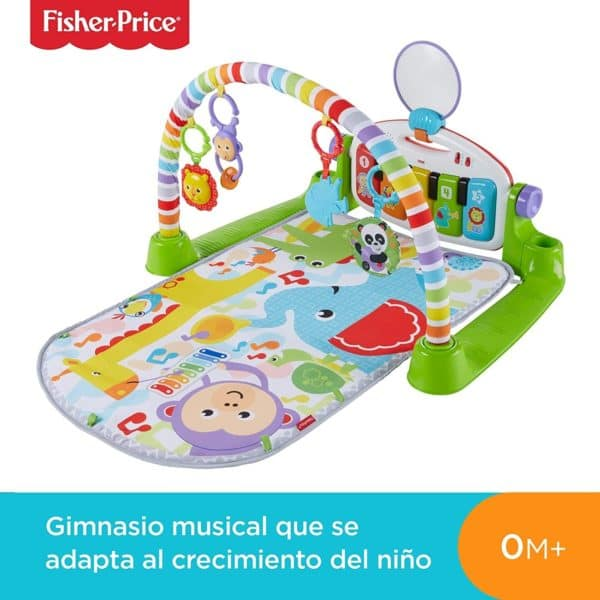 FISHER PRICE - GIMNASIO PIANO PATADITAS