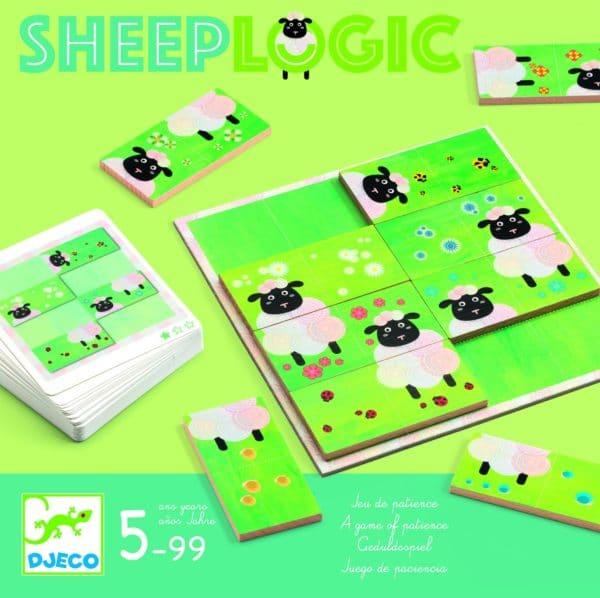 DJECO - JUEGO SHEEP LOGIC