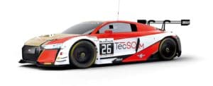 SCALEXTRIC COMPACT - AUDI R8 LMS GT3 10