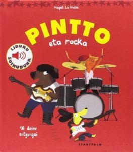 TTARTTALO - PINTTO ETA ROCKA IPUIA