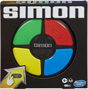 HASBRO - JUEGO SIMON CLASSIC
