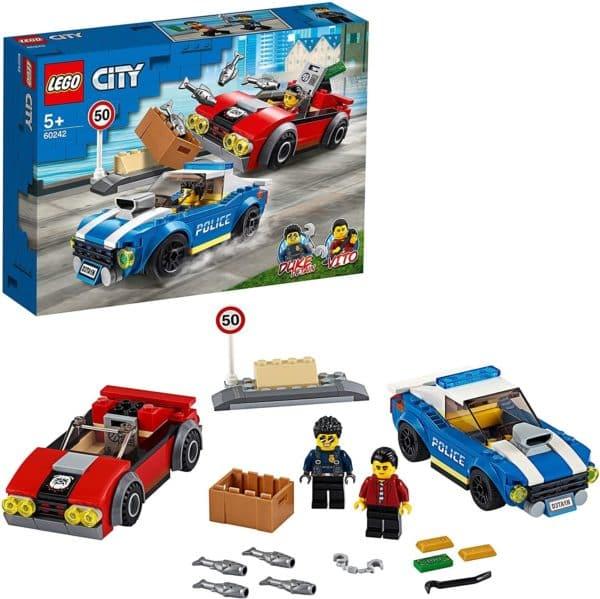 LEGO CITY - ARRESTO EN LA AUTOPISTA