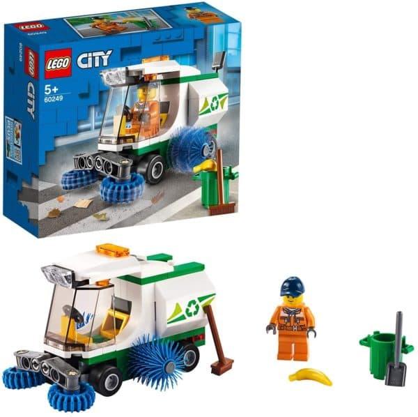 LEGO CITY - BARREDORA URBANA