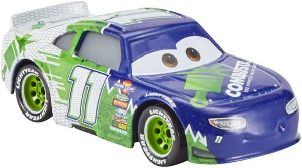 COCHE CARS 3 CHIP GEARINGS