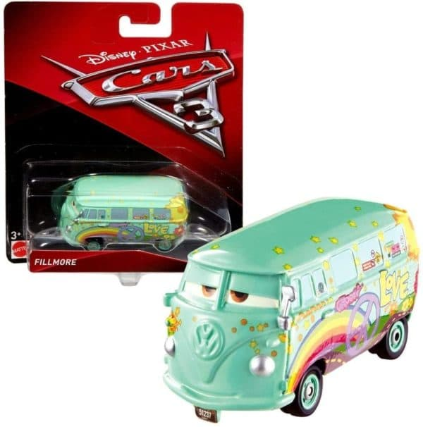 COCHE CARS 3 FILLMORE