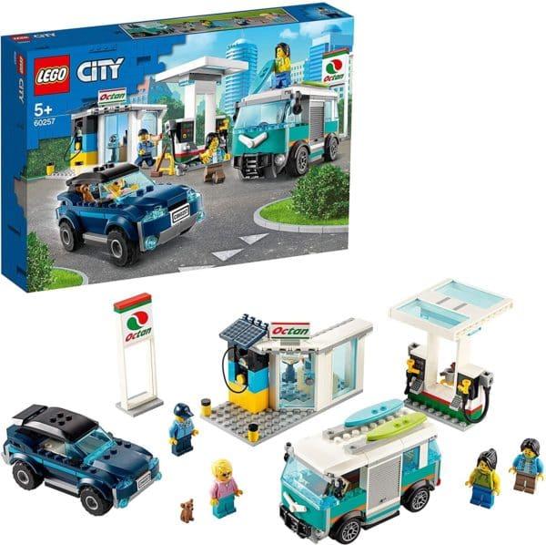 LEGO CITY - GASOLINERA