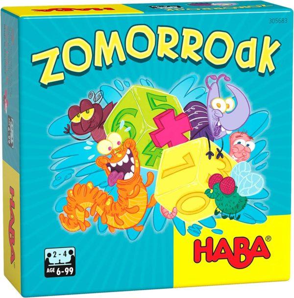 HABA - JUEGO ZOMORROAK