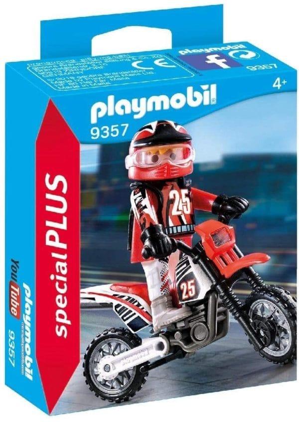 PLAYMOBIL - MOTOCROSS