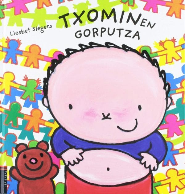 LIBURUA - TXOMINEN GORPUTZA
