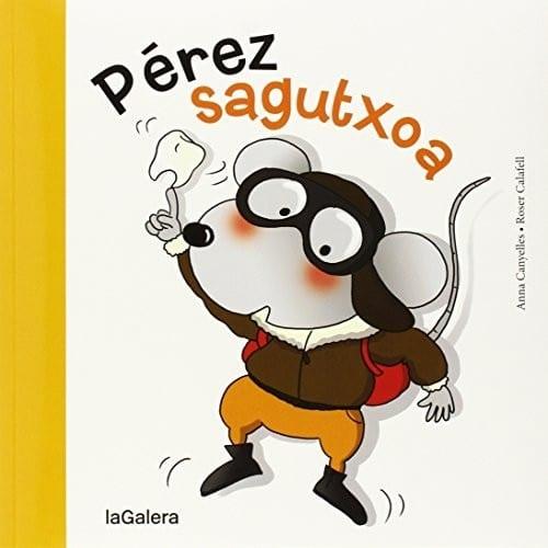 LIBURUA - PEREZ SAGUTXOA