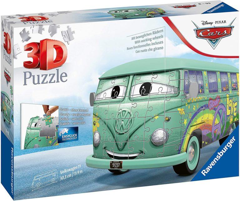 RAVENSBURGER - PUZZLE 3D WOLKSWAGEN CARS