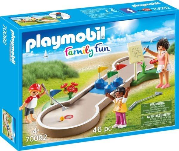 PLAYMOBIL - MINI GOLF