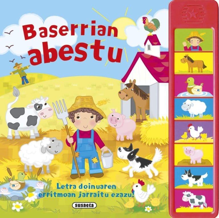LIBURUA - BASERRIAN ABESTU