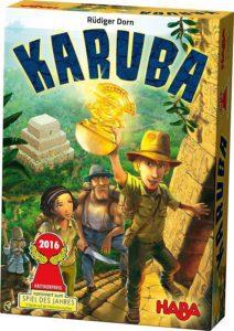 HABA - JUEGO KARUBA