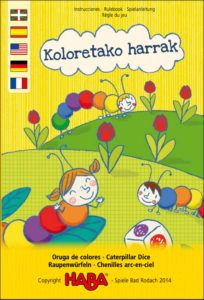 HABA - KOLRETAKO HARRAK JOKOA EUSKERAZ