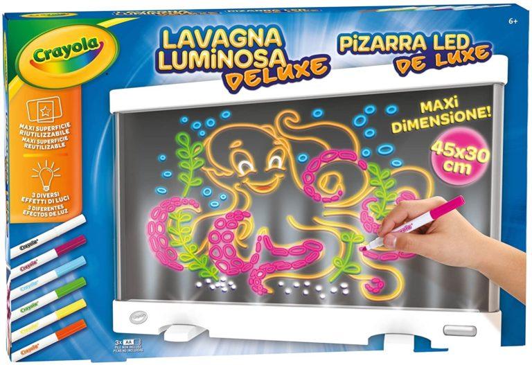 CRAYOLA - PIZARRA LED DE LUXE