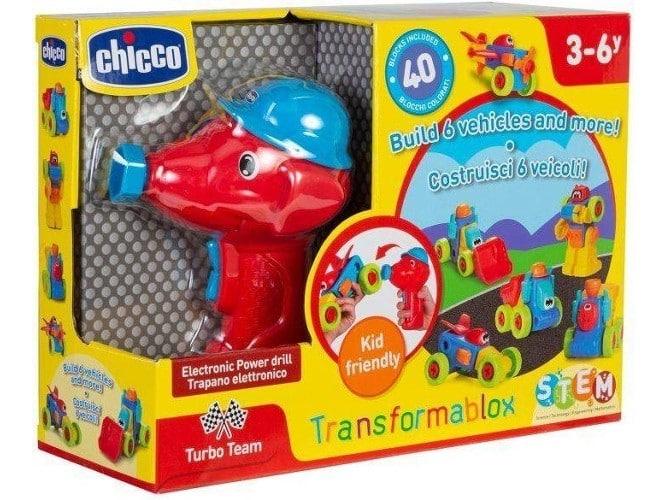 CHICCO - TRANSFORMABLOX