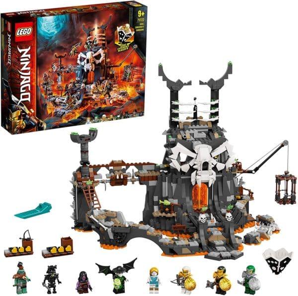 LEGO NINJAGO - MAZMORRAS DEL HECHICERO