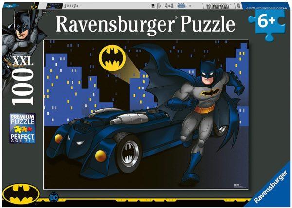 RAVENSBURGER - PUZZLE 100 PZS BATMAN