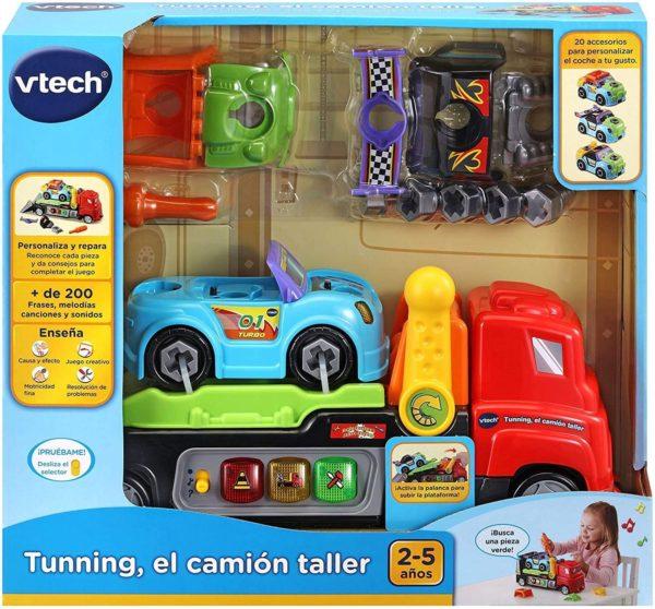 VTECH - TUNNING EL CAMION TALLER