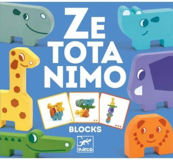 DJECO - ZE TOTANIMO BLOCKS