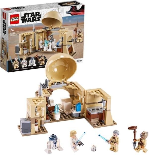 LEGO STAR WARS - CABAÑA DE OBI WAN