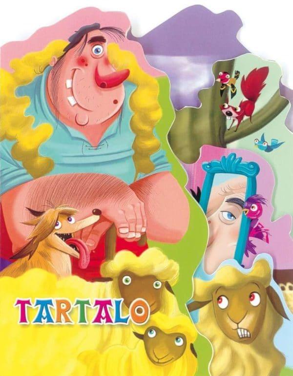 LIBURUA - TARTALO