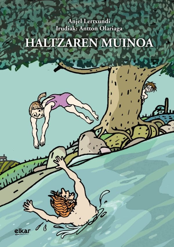 LIBURUA - HALTZAREN MUINOA