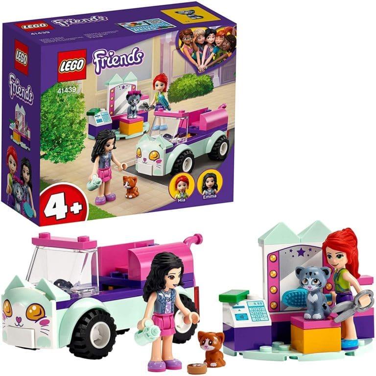 LEGO FRIENDS - PELUQUERIA FELINA MOVIL