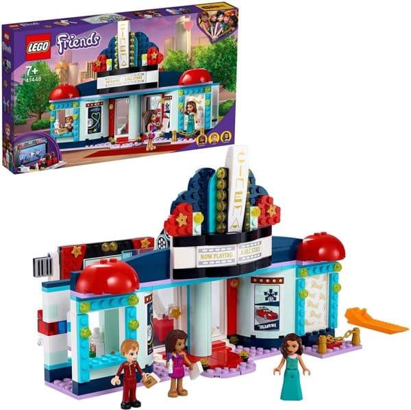 LEGO FRIENDS - CINE HEARTLAKE CITY