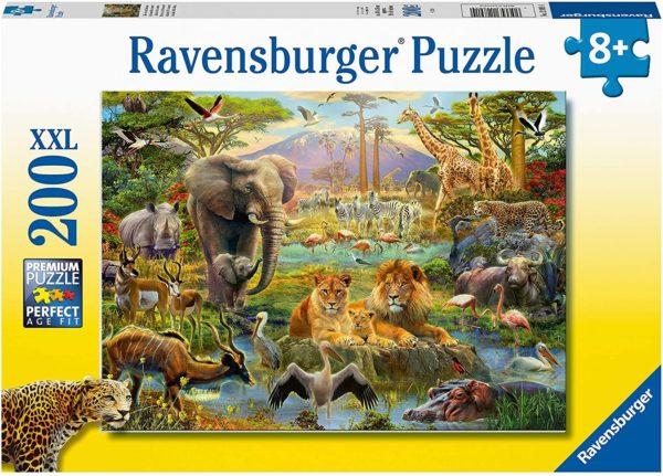 RAVENSBURGER - PUZZLE 200 PZS JUNGLA